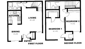 Apartment Over Garage Floor Plans Country Oaks Apartments Bieckmanagement Com