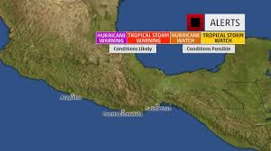 Acapulco Mexico Map by Pdc Weather Wall Tropical Cyclone Activity Report U0026 8211