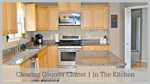 kitchen countertop organization in the kitchen youtube kitchen countertop organization in the kitchen