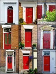 front doors cool feng shui red front door 84 feng shui colors