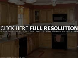 popular kitchen color themes with dark wood floors for oak