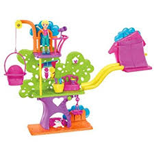 amazon polly pocket wall party cafe playset toys u0026 games