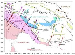 Plate Tectonics Map An Educational Video About Tectonic