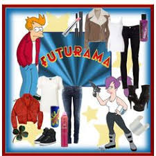 Futurama Halloween Costumes Easy Cheap Homemade Futurama Couple U0027s Costume Futurama