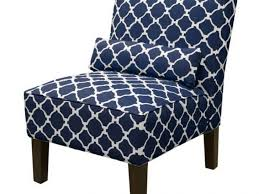 Striped Accent Chair Dining Room Excellent Wonderful Living Rooms Navy And White