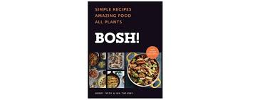 cuisine bosh preorders of our cookbook are flying bosh