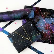 galaxy wrapping paper galaxy wrapping paper craftgawker