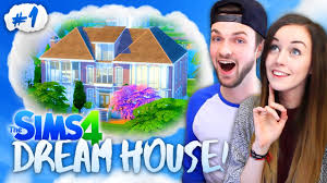 design your dream home online game building our dream home the sims 4 new series youtube