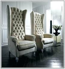 High Back Wing Chairs For Living Room High Back Wing Chair Bikepool Co