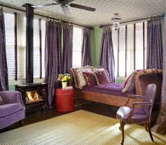 apartments ceiling wallpaper with ceiling fan and lantern also