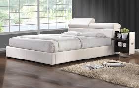 Modern Bed Frame With Storage Amazon Com Coaster 300379q Maxine Queen Storage Bed White