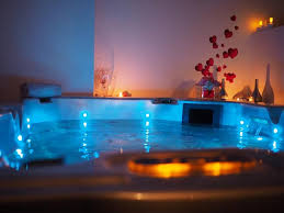 week end avec spa dans la chambre suite avec privatif à chateauneuf sur isère chambre d hôte