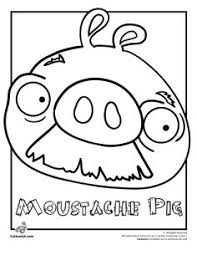 angry birds pggies coloring pages coloring pages