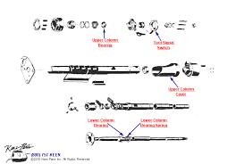 1958 corvette standard steering column parts parts accessories