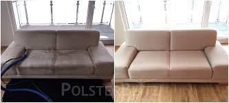 polsterreinigung sofa polsterreinigung hamburg polsterblitz einfach sauber