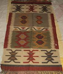 Cheap Kilim Rugs Natural Factory Price Cheap Good Quality Custom Made Jute Woolen