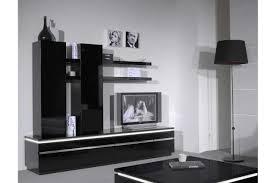 Meuble Salon Noir Et Blanc by Ensemble Meuble Salon Salle A Manger Valdiz