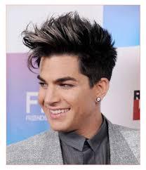 haircut for men round face plus adam lambert hairstyle u2013 all in