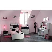 chambre complete enfant chambre complète blanc et noir lovell lestendances fr