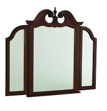 buy cherry grove tri fold mirror by american drew from www