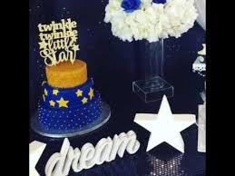Baby Shower Twinkle Twinkle Little Star Theme Youtube Event