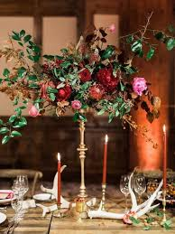 12 gorgeous winter wedding centerpieces crazyforus