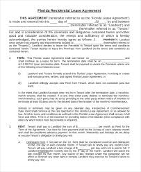 free printable lease agreement apartment free printable residential lease agreement lease agreements