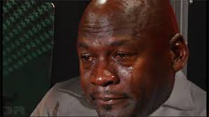 Michael Jordan Crying Meme - michael jordan crying gif find share on giphy
