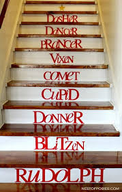Decoration Staircase Christmas by 25 Diy Ideas U0026 Tutorials For Christmas Decoration