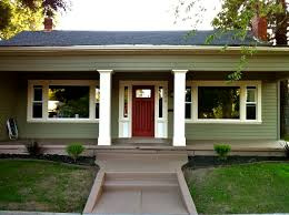 is there a right color for your home u0027s exterior california