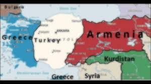 Turkey Greece Map by Turkey Occupied Armenian Greek Lands Youtube