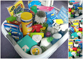 housewarming basket practical gift ideas for moving housewarming the thinking closet