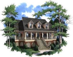 house plans with front porch 4 bedroom 3 bath traditional house plan alp 036l allplans