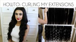 zala clip in hair extensions howto glamorous curls zala hair extensions