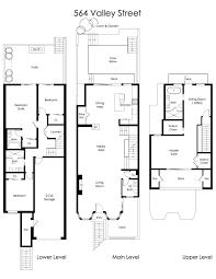 San Francisco Floor Plans 564 Valley Street San Francisco Ca 94131 Sotheby U0027s