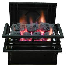 chillbuster coal fire fireplace heater