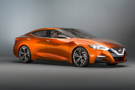 orange nissan sentra next nissan maxima will look close to sport sedan concept