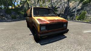 rusty car gavril h series rusty for beamng drive