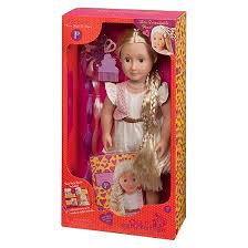 Target Our Generation Bed Our Generation Hair Play Doll Phoebe Target
