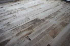 reclaimed wood floor eclectic living room denver by
