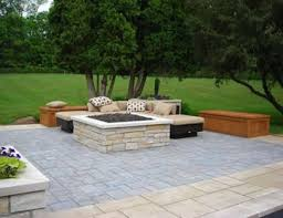 Images Of Paver Patios Paver Patio Pictures Gallery Landscaping Network