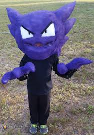 halloween voice changer party city awesome homemade haunter pokemon costume homemade costumes diy
