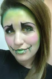 Halloween Broken Doll Makeup by Get A Creepy Look With Halloween Doll Makeup Entertainmentmesh