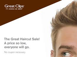 haircut specials at great clips alicias deals in az great clips hair cuts are 7 99 at