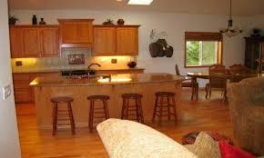 20 best small open plan kitchen living room design ideas 20 best