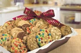cookie basket assorted cookie basket 3 dozen fresh bakery cookies for all