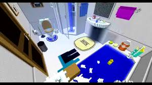 minecraft bathroom designs bathroom ideas for minecraft pe bathroom ideas