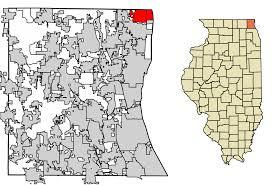 Harbor College Map Winthrop Harbor Illinois Wikipedia