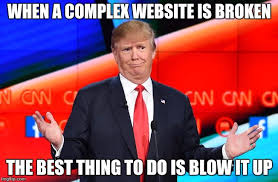 Best Meme Website - donald trump confused imgflip