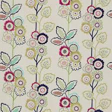 roman blinds in eden fabric claret amethyst 131083 harlequin
